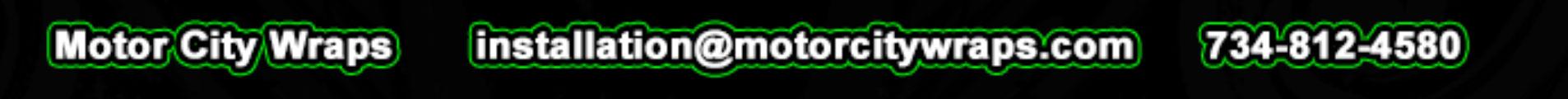 Box Truck Wraps Motor City Wraps Trailer Wraps